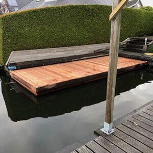 Drijvende terrassen